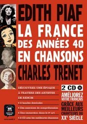 Dernières parutions sur Civilisation, FRANCE EN CHANSONS ANNEES 40 BD (LA)