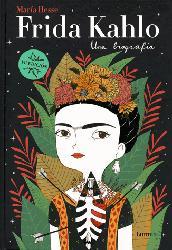 Dernières parutions sur BD et romans graphiques, FRIDA KAHLO