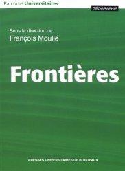 Dernières parutions dans Parcours Universitaires, Frontières
