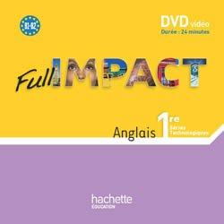 Dernières parutions dans Impact, Full Impact 1res séries technologiques - DVD - Ed.2011
