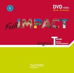 Dernières parutions dans Impact, Full impact Term. séries technologiques - DVD - Ed. 2012