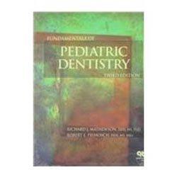 Dernières parutions sur Dentisterie pédiatrique, Fundamentals of Paediatric Dentistry