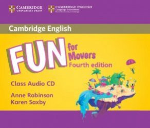 Dernières parutions sur Fun and Storyfun for Starters, Movers and Flyers, Fun for Movers - Class Audio CD