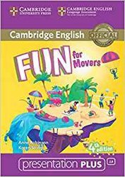 Dernières parutions sur Fun and Storyfun for Starters, Movers and Flyers, Fun for Movers - Presentation Plus DVD-ROM