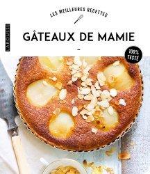 Dernières parutions dans Les meilleures recettes, Gâteaux de mamie