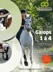 Souvent acheté avec Les allures des chevaux et des poneys, le Galops 1 à 4 réussir avec l'éthologie