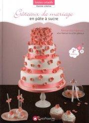 Nouvelle édition Gâteaux de mariage en pâte à sucre