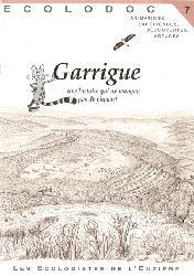 Dernières parutions dans Écolodoc, Garrigue, une histoire qui ne manque pas de piquant