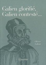 Souvent acheté avec Introduction à la circulation des fluides physiologiques, le Galien glorifié, Galien contesté...