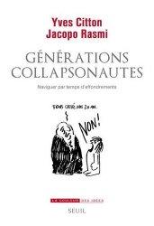 Dernières parutions sur Ecocitoyenneté - Consommation durable, Générations collapsonautes