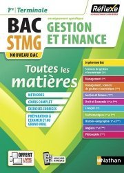 Dernières parutions dans Réflexe, Gestion et Finance 1re Tle STMG