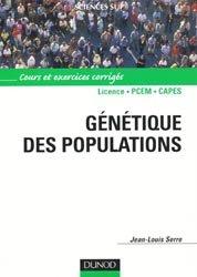 Dernières parutions sur UE1 Génétique, Génétique des populations