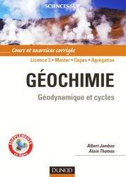 Souvent acheté avec Métamorphisme et géodynamique, le Géochimie