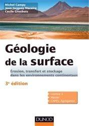Souvent acheté avec Mémo visuel de géologie, le Géologie de la surface