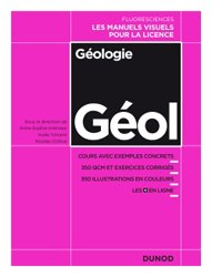 Dernières parutions sur Géologie, Géologie