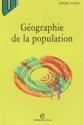 Dernières parutions dans U Géographie, Géographie de la population