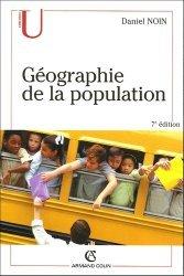 Dernières parutions dans U Géographie, Géographie de la population. 7e édition