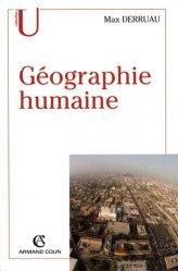 Dernières parutions dans U Géographie, Géographie humaine. 8e édition