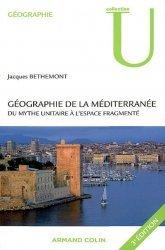 Dernières parutions sur Afrique, Géographie de la Méditerranée