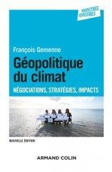 Dernières parutions dans Perspectives géopolitiques, Géopolitique du climat
