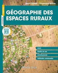 Dernières parutions sur Espaces ruraux, Géographie des espaces ruraux