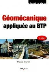 Dernières parutions sur Géotechnique, Géomécanique appliquée au BTP