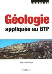 Dernières parutions sur Géotechnique, Géologie appliquée au BTP