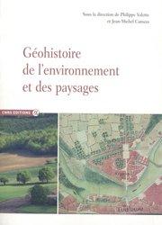 Souvent acheté avec Géohistoire de l'environnement et des paysages, le Géohistoire de l'environnement et des paysages
