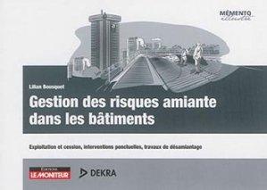 Dernières parutions dans Mémento illustré, Gestion des risques amiante dans les bâtiments