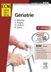 Dernières parutions sur Gériatrie / Module 5 ECN / iECN, Gériatrie