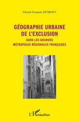 Dernières parutions sur Espaces urbains, Géographie urbaine de l'exclusion