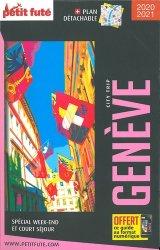 Dernières parutions sur Guides Suisse, Genève. Edition 2020. Avec 1 Plan détachable