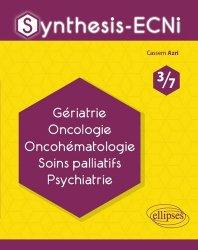 Dernières parutions dans , Gériatrie Oncologie Oncohématologie Soins palliatifs Psychiatrie