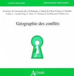 Dernières parutions dans Clefs Concours, Géographie des conflits