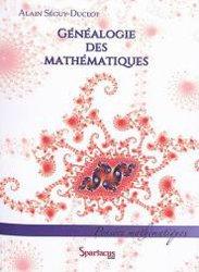 Dernières parutions sur Histoire des maths, Généalogie des mathématiques