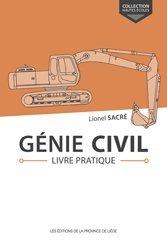 Dernières parutions sur Génie civil, Génie civil Livre pratique