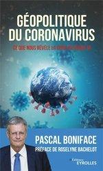 Dernières parutions sur Essais et récits, Géopolitique du coronavirus