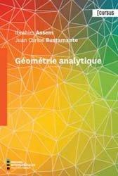 Dernières parutions sur Géométrie, Géométrie Analytique