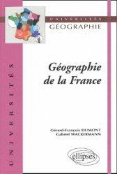 Dernières parutions dans universités, Géographie de la France