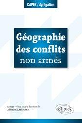 Dernières parutions dans Capes / Agrégation, Géographie des conflits non armés