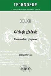 Souvent acheté avec Minéraux remarquables, le Géologie générale