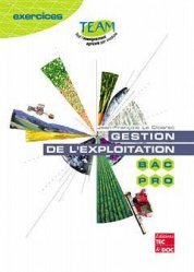 Souvent acheté avec Traité d'agroécologie, le Gestion de l'exploitation Bac pro