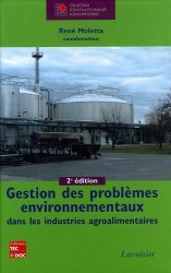 Dernières parutions dans Sciences et techniques agroalimentaires, Gestion des problèmes environnementaux dans les industries agroalimentaires