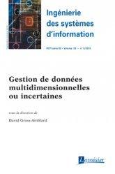 Dernières parutions sur Télécommunications, Gestion de données multidimensionnelles ou incertaines