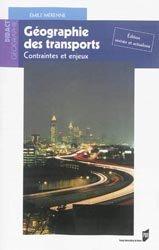 Dernières parutions sur Transports, Géographie des transports