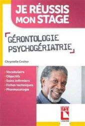 Dernières parutions dans Je reussis mon stage, Gérontologie Psychogériatrie