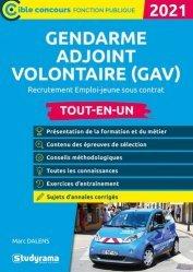 Dernières parutions sur Concours administratifs, Gendarme adjoint volontaire