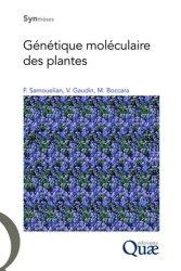 Souvent acheté avec Morphologie et anatomie de la vigne, le Génétique moléculaire des plantes