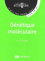 Souvent acheté avec Génétique médicale, le Génétique moléculaire