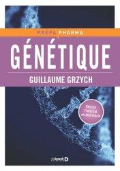 Souvent acheté avec Droit pharmaceutique, le Génétique